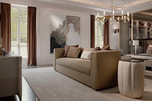 Francesco Pasi svela la camera da letto Ellipse 8479087c4c0