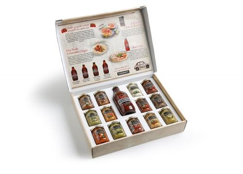 Agromonte  scatola regalo per Natale bf26e26ac2eb