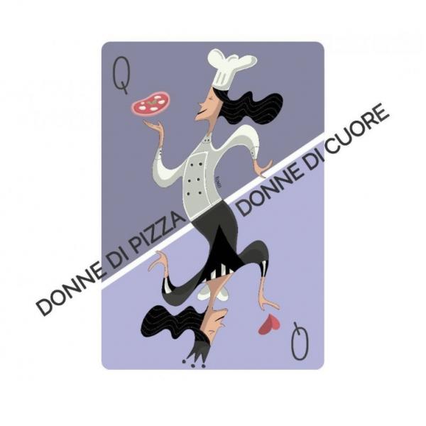 Donne di pizza donne di cuore 07309e63050