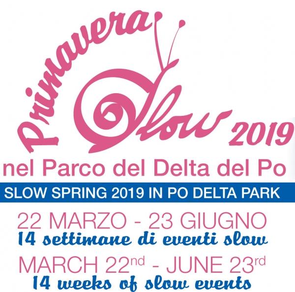 new product a4805 5e97d Parco del Delta del Po  Primavera Slow