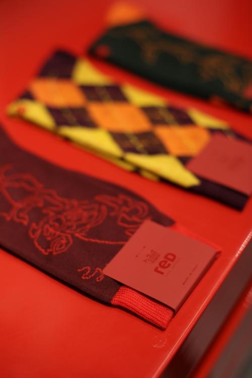 Red  la capsule collection firmata dall eco-designer Tiziano Guardini f7cd7736b84