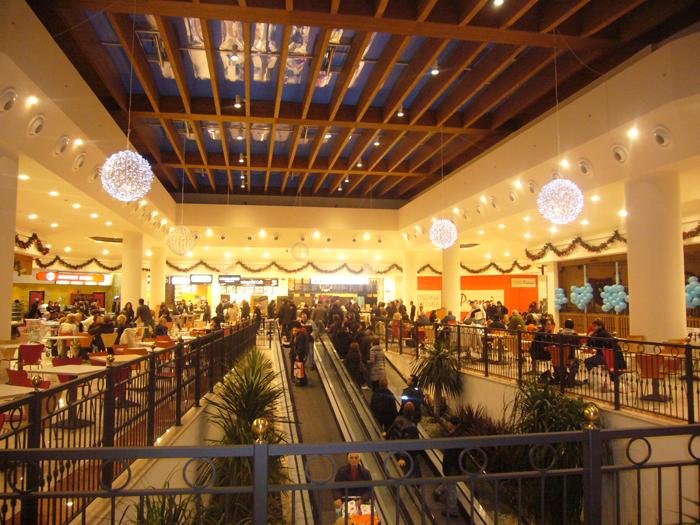 Centro commerciale Fiordaliso raddoppia